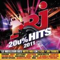 Cover  - NRJ 200% Hits 2011 Vol. 2