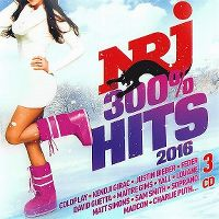 Cover  - NRJ 300% Hits 2016