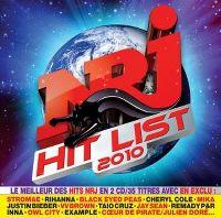 Cover  - NRJ Hit List 2010