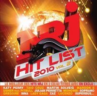 Cover  - NRJ Hit List 2010 Vol. 2