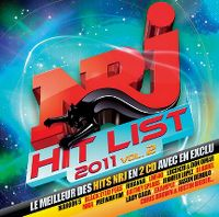 Cover  - NRJ Hit List 2011 Vol. 2