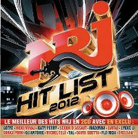 Cover  - NRJ Hit List 2012