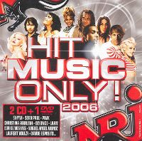 Cover  - NRJ Hit Music Only! 2006