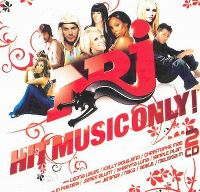 Cover  - NRJ Hit Music Only! 2008