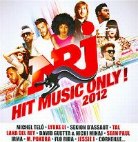 Cover  - NRJ Hit Music Only! 2012
