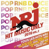 Cover  - NRJ Hit Music Only 2016 Vol. 2