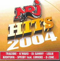 Cover  - NRJ Hits 2004