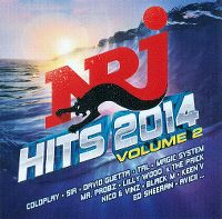 Cover  - NRJ Hits 2014 Volume 2