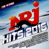 Cover  - NRJ Hits 2016