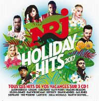 Cover  - NRJ Holiday Hits 2017