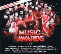 Cover  - NRJ Music Awards 2016