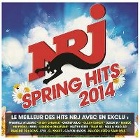 Cover  - NRJ Spring Hits 2014