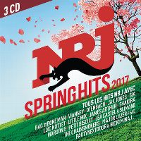 Cover  - NRJ Spring Hits 2017