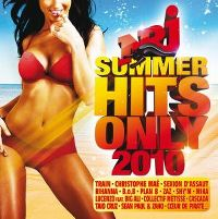 Cover  - NRJ Summer Hits Only 2010