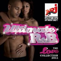 Cover  - NRJ Ultimate R&B - The Love Collection 2011