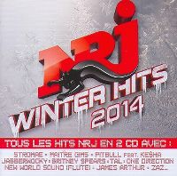 Cover  - NRJ Winter Hits 2014