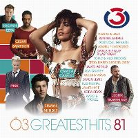 Cover  - Ö3 Greatest Hits 81