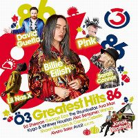 Cover  - Ö3 Greatest Hits 86
