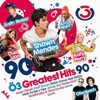 Cover  - Ö3 Greatest Hits 90