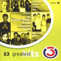 Cover  - Ö3 Greatest Hits Vol. 10