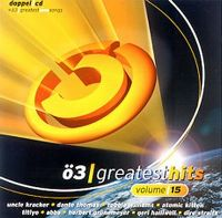 Cover  - Ö3 Greatest Hits Vol. 15