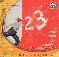 Cover  - Ö3 Greatest Hits Vol. 23