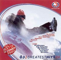 Cover  - Ö3 Greatest Hits Vol. 24