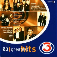 Cover  - Ö3 Greatest Hits Vol. 3