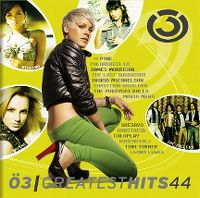 Cover  - Ö3 Greatest Hits Vol. 44