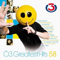 Cover  - Ö3 Greatest Hits Vol. 58