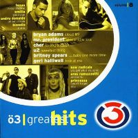 Cover  - Ö3 Greatest Hits Vol. 8