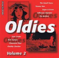 Cover  - Oldies (Media Markt)
