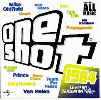 Cover  - One Shot 1984