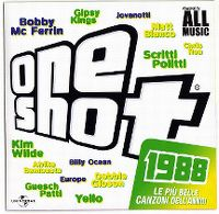 Cover  - One Shot 1988