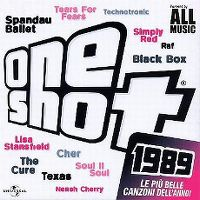 Cover  - One Shot 1989