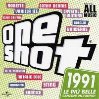 Cover  - One Shot 1991