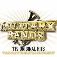 Cover  - Original Hits - Military Bands