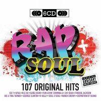 Cover  - Original Hits - Rap & Soul