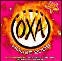Cover  - Oxa House 2008