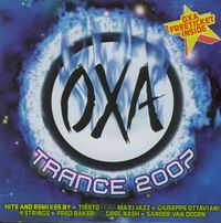 Cover  - Oxa Trance 2007