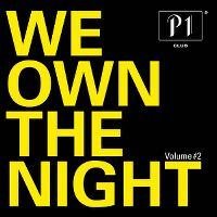 Cover  - P1 Club - We Own The Night Volume #2