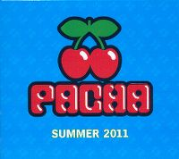Cover  - Pacha Summer 2011