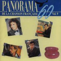 Cover  - Panorama de la chanson française 60 Vol. 9