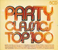 Cover  - Party Classics Top 100