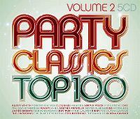 Cover  - Party Classics Top 100 Volume 2
