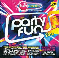 Cover  - Party Fun 2014