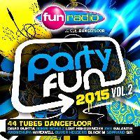 Cover  - Party Fun 2015 Vol. 2
