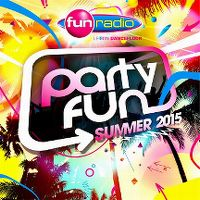 Cover  - Party Fun Summer 2015