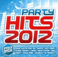 Cover  - Party Hits 2012