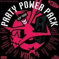Cover  - Party Power Pack - Vol. 4